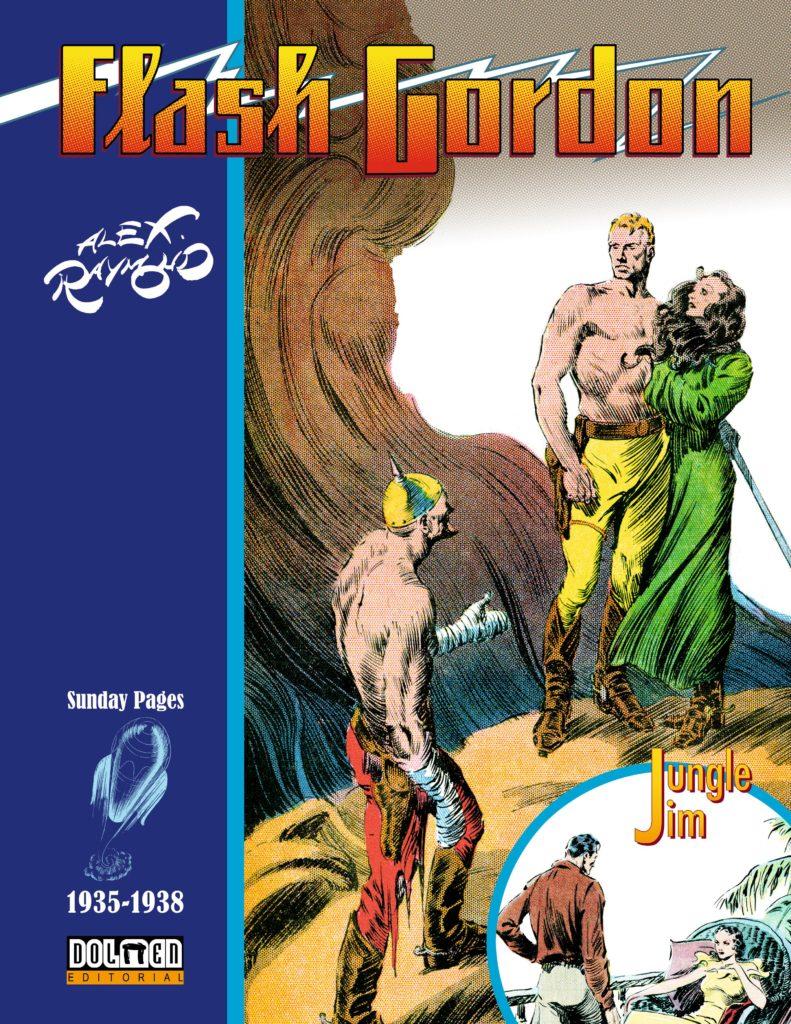 Flash Gordon 2 Portada