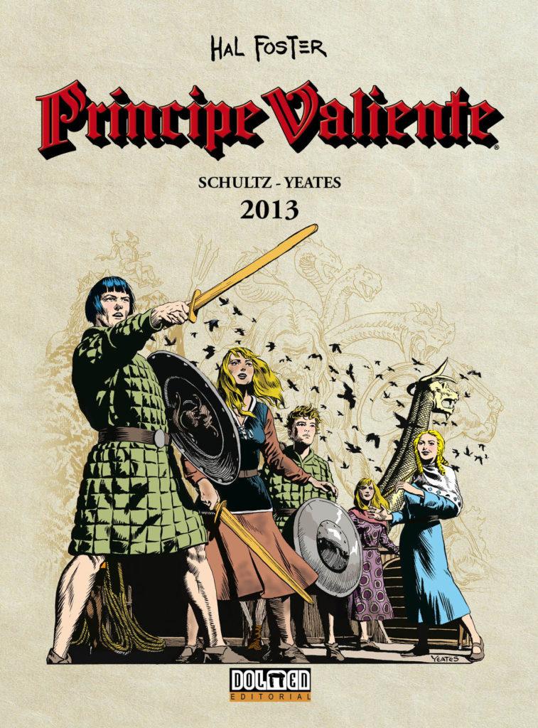 Principe Valiente 2013 Portada