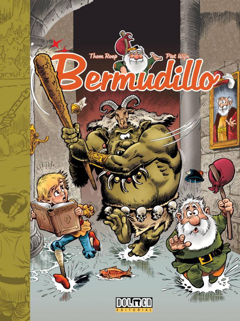 Bermudillo vol 4 - Portada