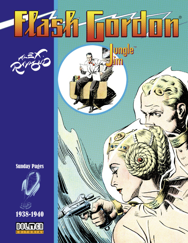 Flash Gordon - Jungle Jim vol. 3 - Portada