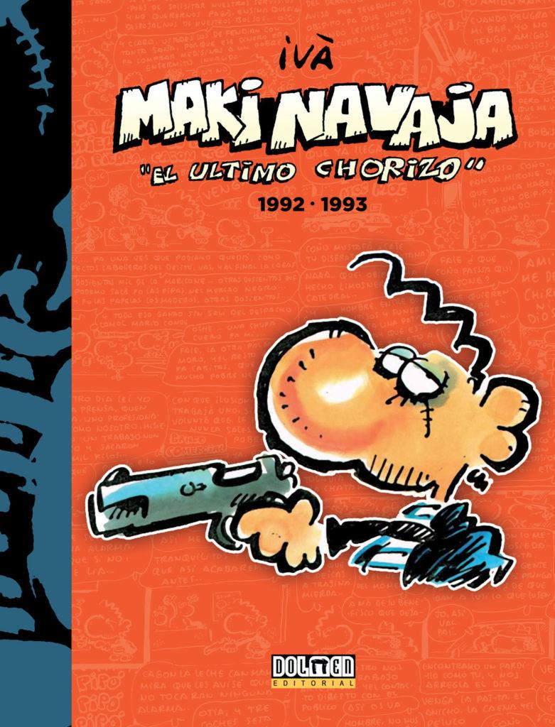 Makinavaja 1992-1993 - Portada