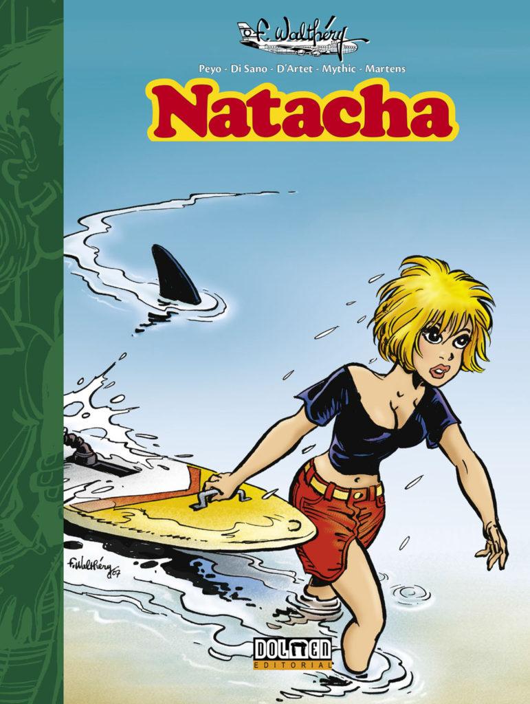 Natacha vol 7 - Portada