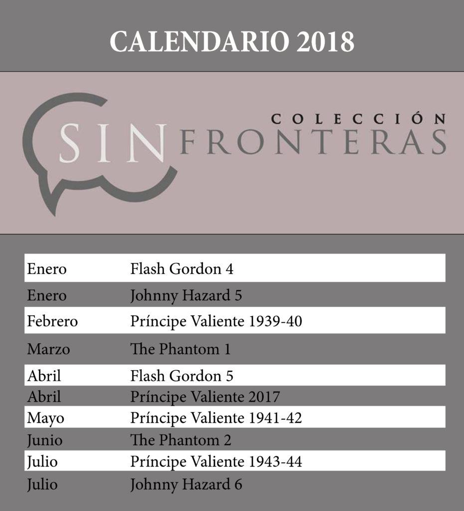 Calendario King Features