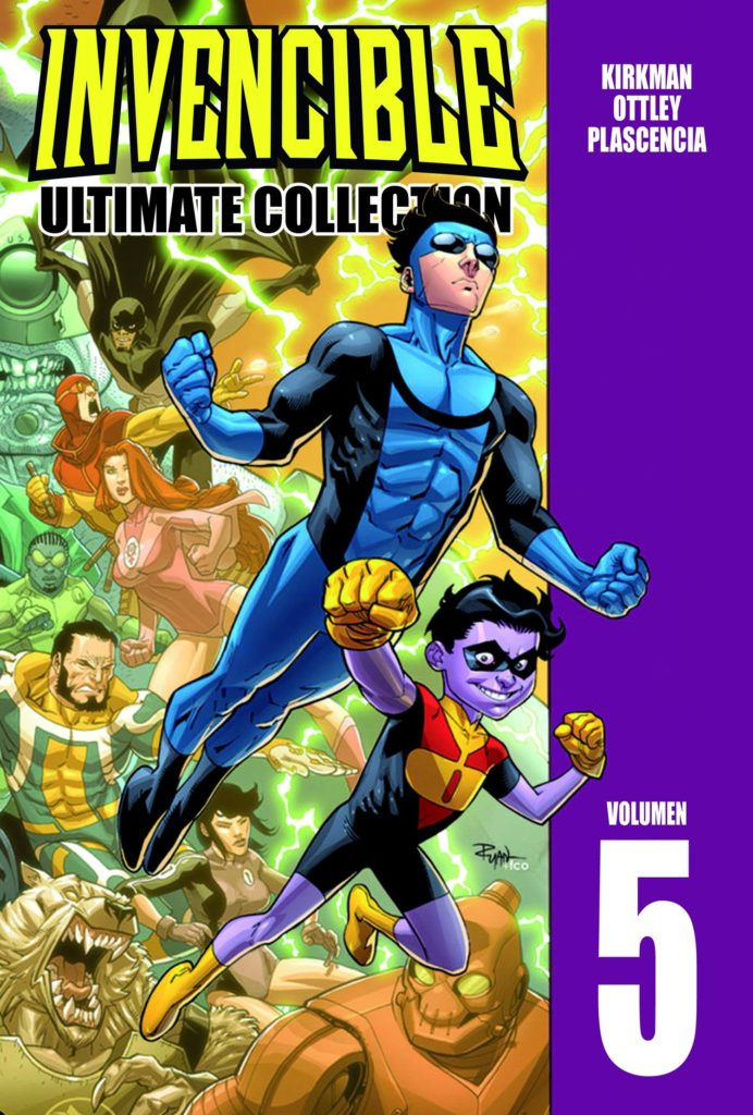 Invencible Ultimate Collection vol. 5 - Dolmen Editorial